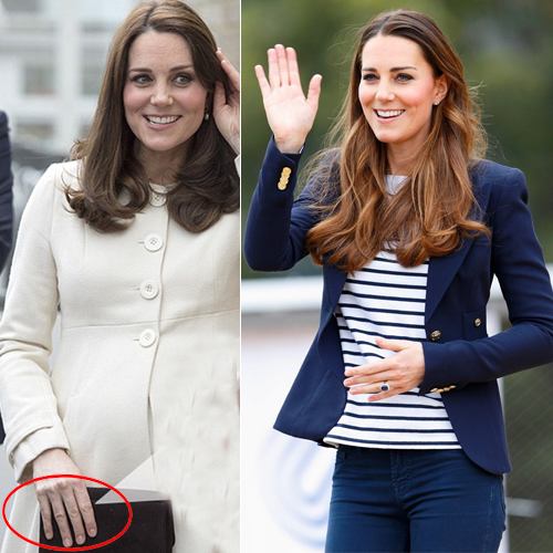 Why some people have same length finger: What your hands say, why some people have same length finger,  what your hands say,  why are kate fingers all the same length,  kate,  study,  ifairer