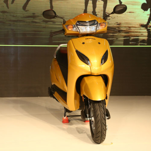 Honda launches automatic scooter, Activa 5G @ 52,460/-, honda launches automatic scooter,  activa 5g rs 52, 460,  honda automatic scooter activa 5g,  automobiles,  technology,  ifairer