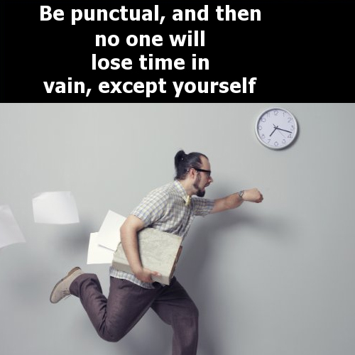 Being punctual: Improve your life by being on time, being punctual,  improve your life by being on time how to be punctual,  how to change habit of reaching late,  how to practice punctuality,  ifairer