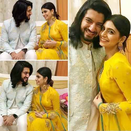 Omkara aka Kunal Jaisingh gets engaged to Bharati Kumar, see pics, omkara aka kunal jaisingh gets engaged to bharati kumar,  see pics,  ishqbaaaz,  kunal jaisingh,  engagement,  omkara,  bharati kumar,  tv gossips,  ifairer