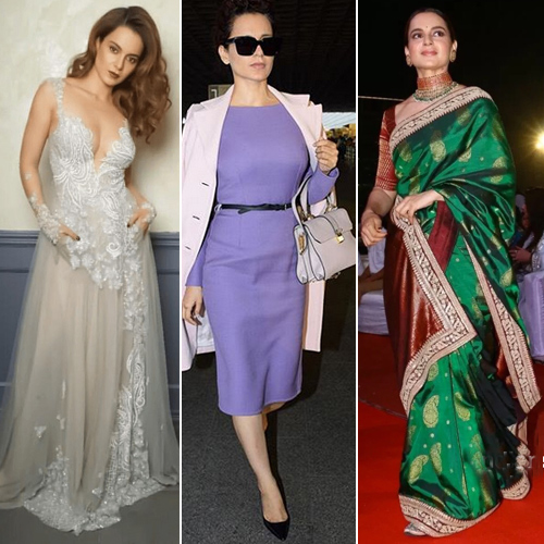 Syle evolution 2018: Kangna Ranaut stunned us with her looks