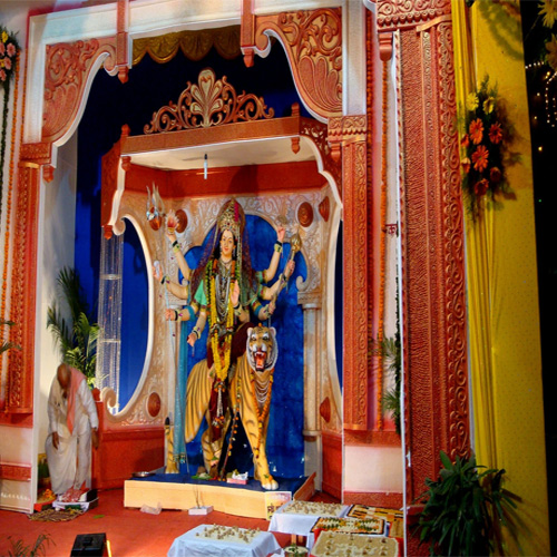 Unique Ways To Decorate Home During Navratri Slide 1