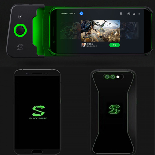 Xiaomi Black Shark launched first gaming smartphone, features, xiaomi black shark launched first gaming smartphone,  features,  xiaomi black shark,  gaming smartphone,  8gb ram,  snapdragon 845 soc,  price,  specifications,  gadgets,  ifairer