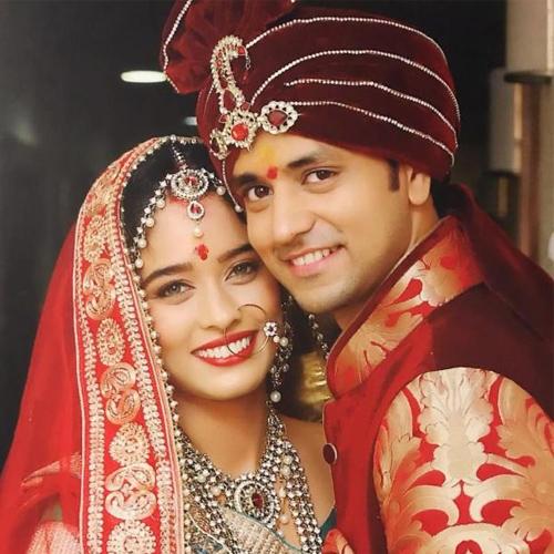 Inside pics: Shakti Arora and Neha Saxena tie knot secretly, inside pics,  shakti arora and neha saxena tie knot secretly,  tv celebs wedding,  shakti arora,  neha saxena,  tv gossips,  wedding 2018,  ifairer