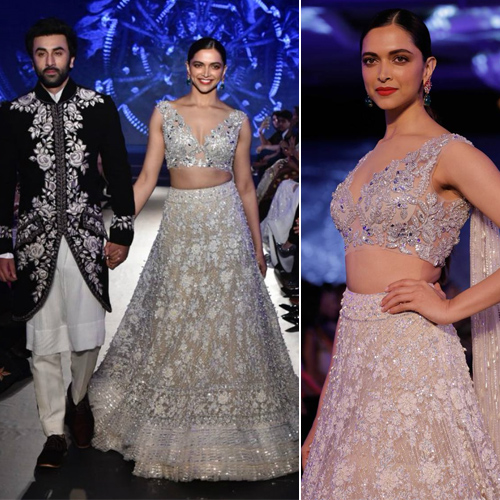 Mijwan 2018: Deepika and Ranbir walk ramp hand-in-hand, Mouni turns muse, mijwan 2018,  deepika padukone and ranbir kapoor walk ramp hand-in-hand,  mouni roy turns muse,  mijwan fashion show 2018,  ramp walk,  bollywood news,  bollywood gossip,  ifairer