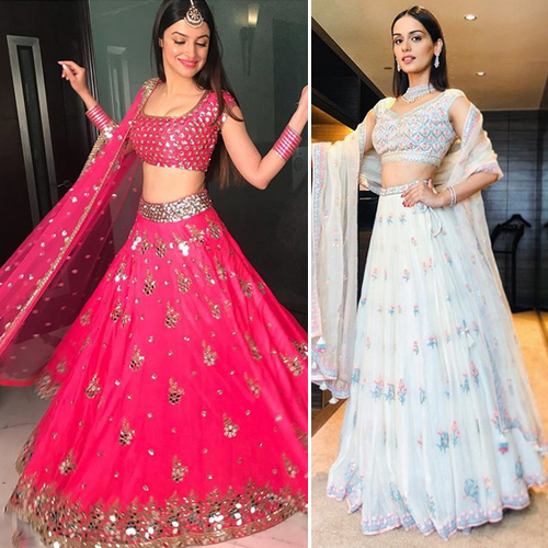 Lehenga trends: To shine at your bestie's wedding, lehenga trends,  to shine at your bestie wedding,  lehenga trends 2018,  bollywood-inspired lehanga trends,  wedding season,  latest lehenga trends,  wedding lehenga,  perfect dresses for friend wedding,  #ootd,  ifairre