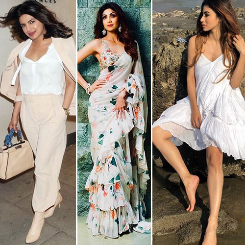 Go white this summer: Fashion trends to follow, go white this summer,  fashion trends to follow,  fashion trends,  celebs in white,  summer outfits,  white outfits,  fashion tips,  ifairer