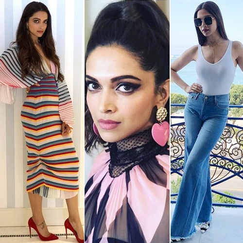 Stylish looks: Deepika Padukone is taking over Cannes 2018