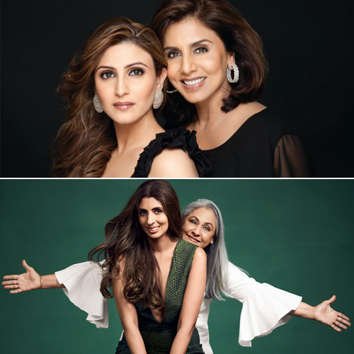Fashionable Mother- Daughter Jodis, mothers day special,  bollywood top fashionable mom daughter jodis,  gorgeous mother daughter jodis of bollywood,  bollywoods popular mother-daughter jodis,  super-stylish mother-daughter jodis in bollywood,  entertainment,  bollywood,  mother day,  ifairer
