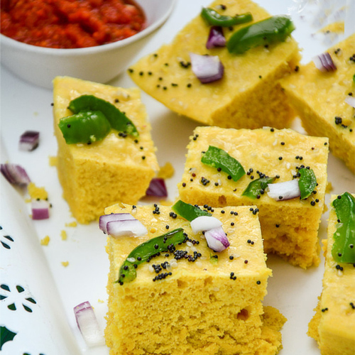 Recipe: How to make Khaman dhokla