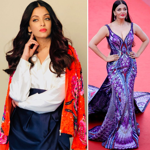 Aishwarya Rai's glorious looks at Cannes, her gown took 3,000 hours to make, aishwarya rai glorious looks at cannes,  her gown took 3, 000 hours to make,  aishwarya rai grabs the attention at cannes with her captivate looks,  cannes 2018,  aishwarya rai look like a butterfly in purple gown,  aishwarya rai bachchan cannes 2018,  cannes film festival 2018,  red carpet,  cannes 2018,  aishwarya rai bachchan,  purple gown,  fashion trends 2018,  #ootd,  latest outfits ifairer