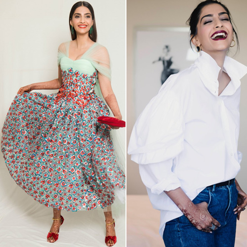 Outfits: Sonam Kapoor makes stylish debut at Cannes 2018, outfits,  sonam kapoor makes stylish debut at cannes 2018,  loreal,  french riviera,  #lifeatcannes #summerescape #lorealparismakeup #cannes2018,  #sonam kapoor,  cannes 2018,  sonam kapoor ahuja in masaba gupta,  cannes film festival 2018,  fashion trends 2018,  #ootd,  latest outfits,  ifairer