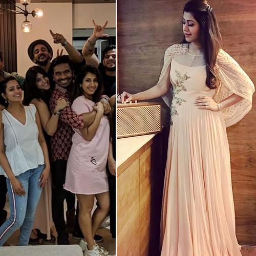 Inside pics: Karan Patel's wife Ankita flaunts her baby bump, inside pics,  karan patel wife ankita bhargava flaunts her baby bump,  ankita bhargava flaunts her baby bump,  yeh hai mohabbatein,  tv gossips,  tv serial news,  ifairer