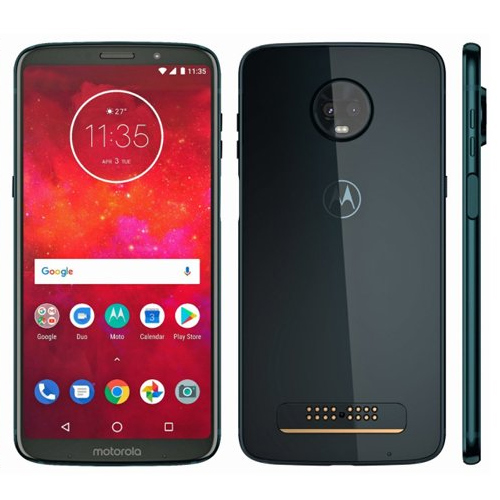 Moto Z3 Play to launch with dual rear cameras, extra key, fingerprint scanner, moto z3 play to launch with dual rear cameras,  extra key,  fingerprint scanner,  new deep indigo colour,  price,  specification,  features,  new smartphone,  moto z3 play,  gadgets,  ifairer