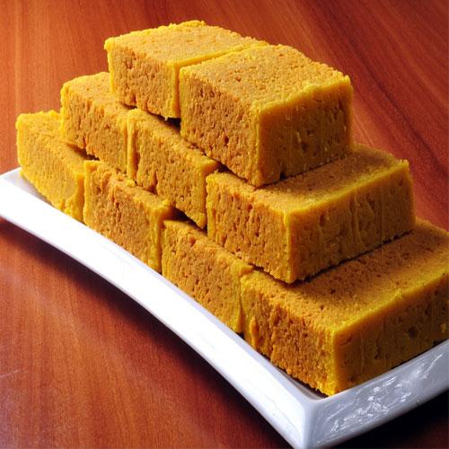 Recipe: Mysore Pak