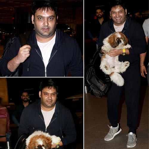 Kapil Sharma looks unrecognizable in new transformation, kapil sharma looks unrecognizable in new transformation,  kapil sharma spotted at airport,  kapil sharma,  kapil sharma shocking transformation,  #kapilsharma,  tv gossips,  tv celebs,  ifairer