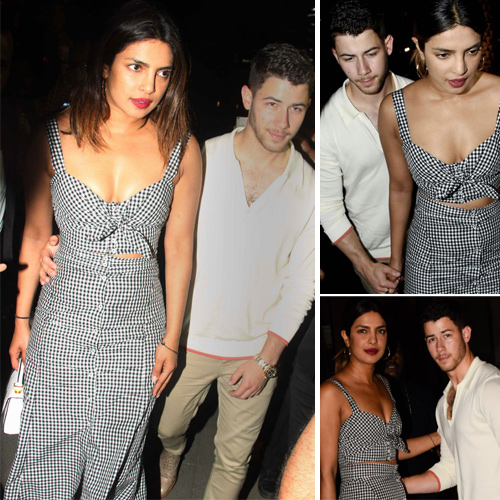 It's Official! Priyanka Chopra and Nick Jonas walk hand-in-hand for dinner date, priyanka chopra and nick jonas walk hand-in-hand for dinner date,   priyanka chopra dating nick jonas,  who is 10 years younger than her,  nick jonas and priyanka chopra dating,  hollywood star,  nick jonas,  priyanka chopra,  hollywood news,  hollywood gossip,  dating couple 2018,  ifairer