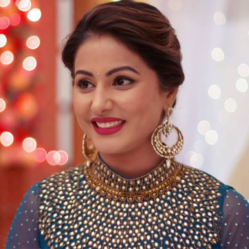 Hina Khan to play Komolika in Kasautii Zindagii Kay 2