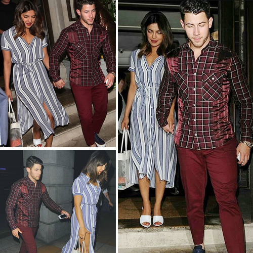 Priyanka Chopra's pre-birthday celebration with Nick Jonas