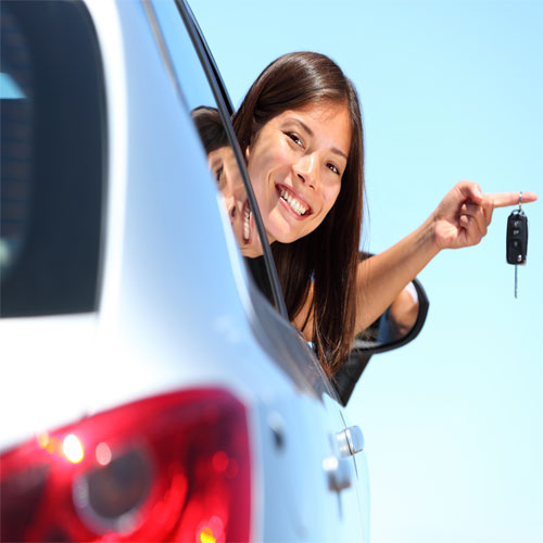Safety tips for women who drive alone