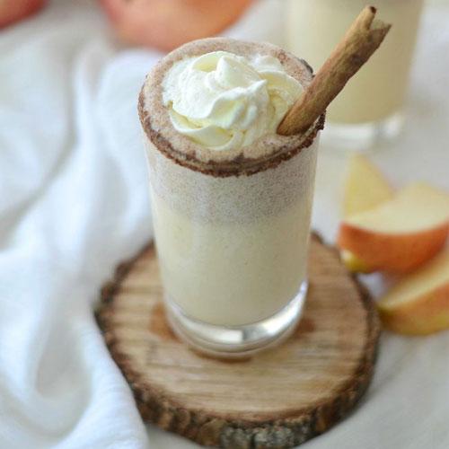 Apple Pie a la Mode Recipe, apple pie a la mode recipe,  how to make apple pie a la mode,  recipe,  dessert cocktails,  desserts,  ifairer