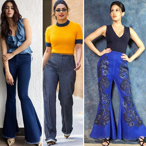 Loose pants trends must have in your wardrobes, loose pants trends must-have in your wardrobes,  loose pants,  modern ways to style baggy pants with other outfits,  tips for styling loose trousers,  baggy pants are back in style,  trending & ruling fashion,  stylish #ootd ideas with loose pants,  modern ways to style,  fashion trends to dominate 2019,  ifairer