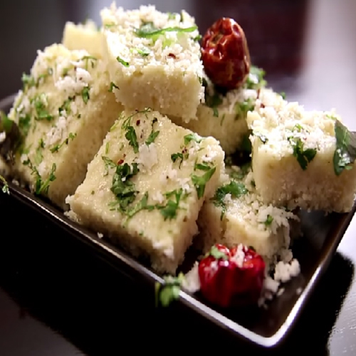 How to make yummy Farali Dhokla at home, how to make yummy farali dhokla at home,  recipe of farali dhokla,  tea time recipes,  farali dhokla recipe,  ifairer