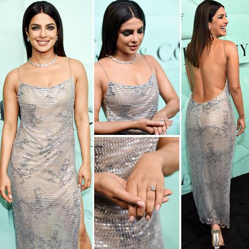 Priyanka Chopra soar up the temperature in NY, flaunts her engagement ring, priyanka chopra soar up the temperature in ny,  flaunts her engagement ring,  priyanka chopra flaunts her massive engagement ring,  priyanka chopra,  kim kardashian,  hollywood news,  hollywood gossip,  ifairer
