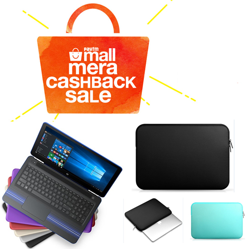Paytm Mall cashback sale: Up to Rs 20,000 off on laptops