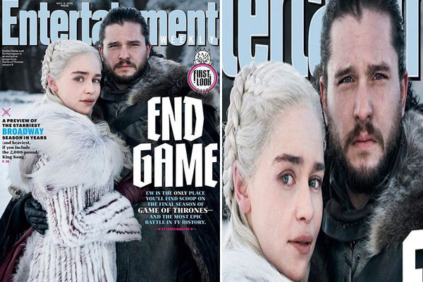 First look of Game of Thrones season 8 out