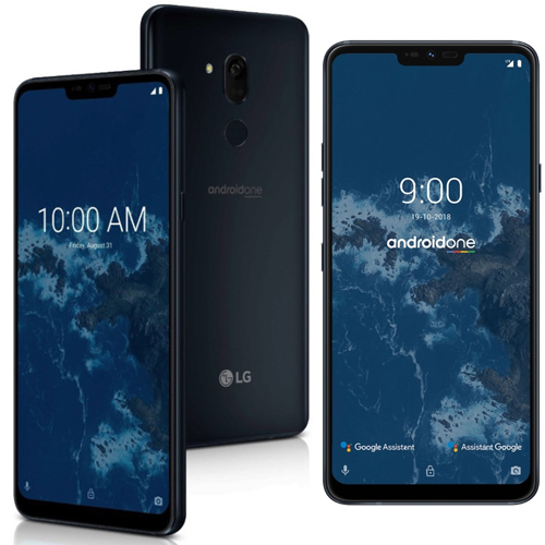 New update: The LG G7 One is LG's first phone to get the Android Pie program