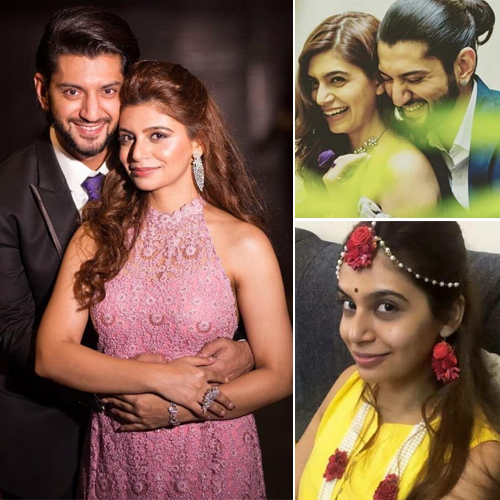 Kunal Jaisingh and Bharati Kumar's pre-wedding celebrations: Haldi-mehendi, cocktail party, kunal jaisingh and bharati kumar pre-wedding celebrations,  haldi-mehendi,  cocktail party,  kunal jaisingh and bharati kumar,  tv celebs wedding,  tv gossips,  ifairer