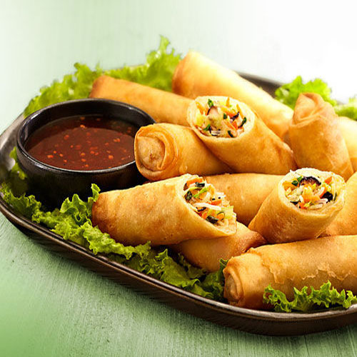 Vegetarian spring roll recipe, vegetarian spring roll recipe,  how to make vegetarian spring roll,  recipe of vegetarian spring roll,  tea time recipes,  ifairer