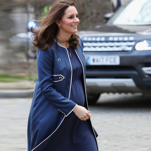 Kate Middleton pregnant for the fourth time!
