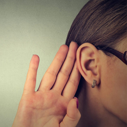 Amazing! A woman can't hear men's voices, amazing a woman cant hear men voices,  woman cant hear men voices because of rare condition,  bizarre,  ifairer