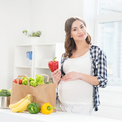 Pregnancy diet and nutrition guide