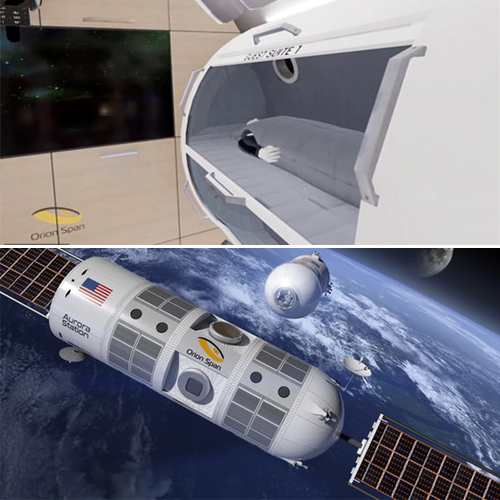 See pics: The world's first luxury space hotel, offer zero gravity living, the world first luxury space hotel,  offer zero gravity living,  look inside the first luxury space hotel,  look inside aurora station,  the first luxury space hotel,  aurora station,  space hotel,  luxury space hotel,  hotels / resorts,  ifairer