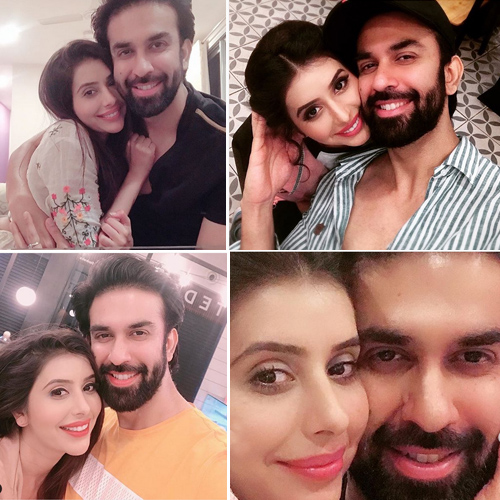 Confirms! Sushmita Sen's brother Rajeev dating TV actress Charu Asopa, confirms sushmita sen brother rajeev dating tv actress charu asopa,  mere angne mein actress charu asopa dating sushmita sen brother rajeev,  bollywood news,  bollywood gossip,  ifairer
