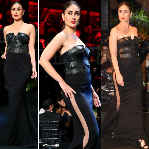 LFW 2019: Kareena Kapoor Khan spells black magic in Shantanu and Nikhil, lfw 2019,  kareena kapoor khan spells black magic in shantanu and nikhil,  kareena kapoor khan at lakme fashion week 2019,  kareena kapoor walks the ramp at the lakme fashion week,  lakme fashion week 2019,  bollywood news,  bollywood gossip,  ifairer