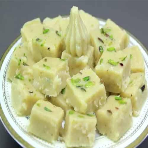 Recipe: How to make Kaju Paneer burfi , kaju paneer burfi recipe,  how to make kaju paneer burfi,  recipe of kaju paneer burfi,  recipe,  sweets recipe,  desserts,  ifairer