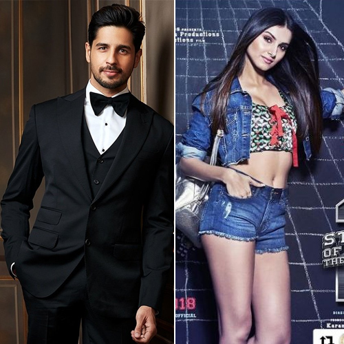 Are Tara Sutaria and Sidharth Malhotra dating!, are tara sutaria and sidharth malhotra dating,  koffee with karan 6,  tara sutaria dating sidharth malhotra,  tiger shroff,  bollywood news,  bollywood gossip,  ifairer