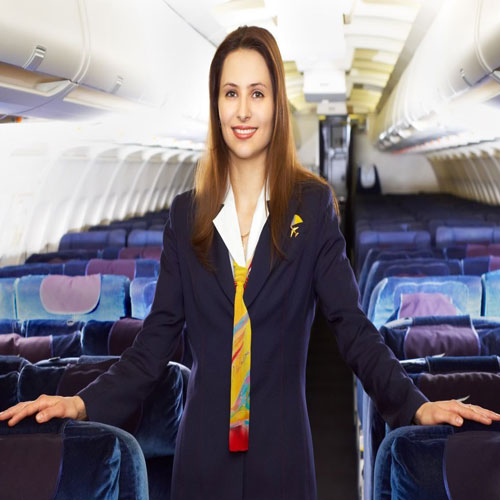 Procedure to Become an Air Hostess