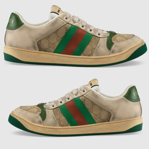 Gucci is selling dirty-looking shoes for Rs 59,000, Internet is killing it with crazy jokes