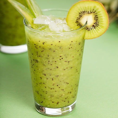 Recipe of healthy Kiwi fruit shake