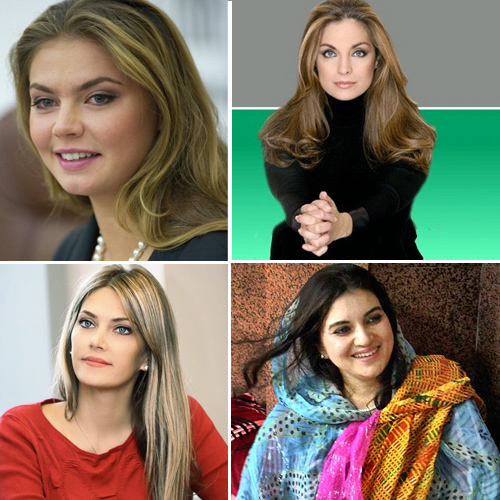 World's most beautiful female politicians with sharp mind, world most beautiful female politicians with sharp mind,  most beautiful female politicians in the world,  world hottest female politicians,  women day,  women day 2019,  international women day,  international women day,  ifairer