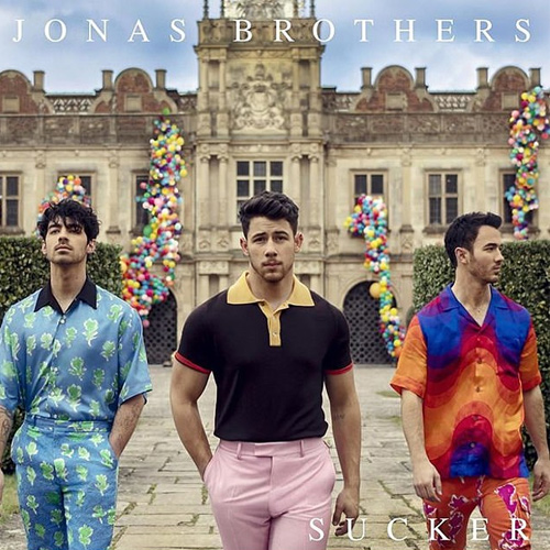 Jonas Brothers' Sucker at no 1 on Billboard Hot 100, jonas brothers sucker at no 1 on billboard hot 100,  priyanka chopra,  jonas brothers sucker,  billboard hot 100,  hollywood news,  hollywood gossip,  ifairer