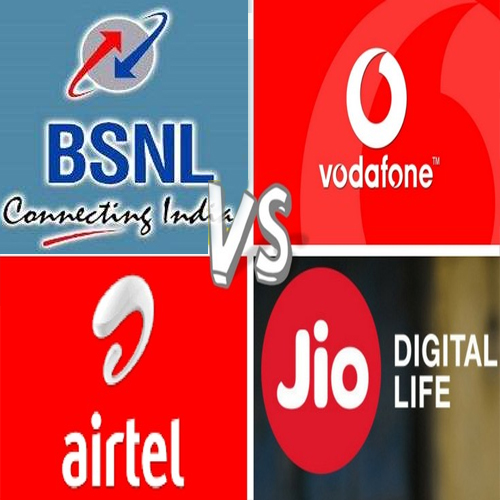 Airtel vs Jio vs Vodafone vs BSNL: Best prepaid recharge plans under Rs 200, airtel vs reliance jio vs vodafone vs bsnl,  best prepaid recharge plans under rs 200,  airtel,  reliance jio,  vodafone,  bsnl,  best prepaid recharge plans,  new recharge offer,  technology,  ifairer