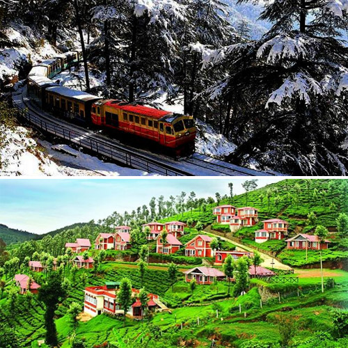 Famous hill stations in India you must visits this summer 2019