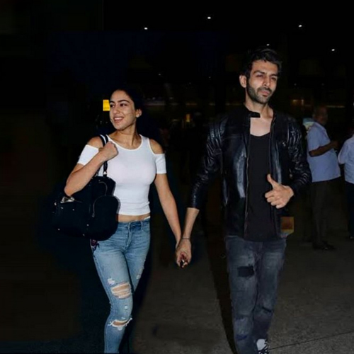 Viral photo: Sara Ali Khan and Kartik Aaryan spotted holding hands, sara ali khan and kartik aaryan spotted holding hands,  sara ali khan spotted holding hands with rumoured beau kartik aaryan,  sara ali khan and kartik aaryan dating,  kartik aaryan,  sara ali khan,  bollywood news,  bollywood gossip,  ifairer