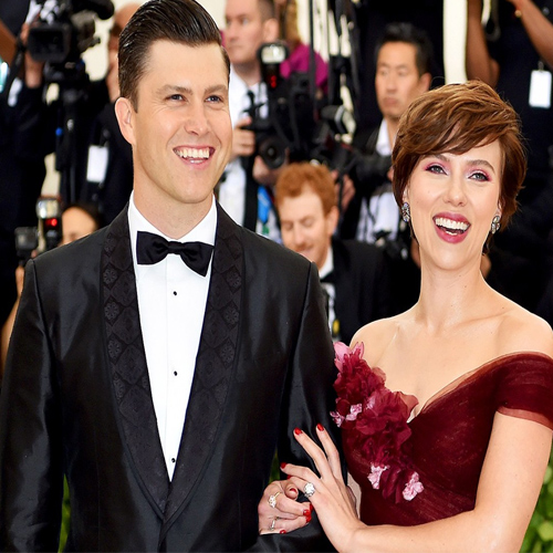 Scarlett Johansson to tie the knot with Colin Jost, scarlett johansson to tie the knot with colin jost,  colin jos,  scarlett johansson,  hollywood news,  hollywood gossip,  ifairer